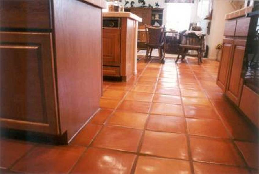 Clay tiles pavers cleaning sealing repairing experts for Adobe floor