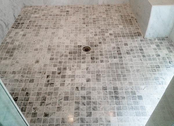 mosaic-marble-shower-floor